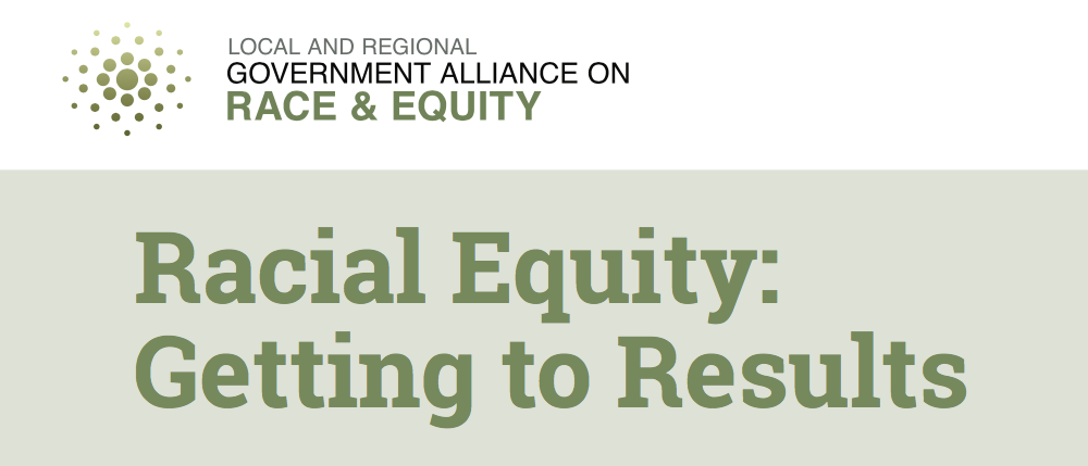 Results for Racial Equity Tool Release