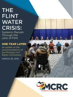 The Flint Report, One Year Later: Setting a Course for Long-Term Change