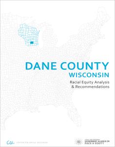 CSI – Dane County, Wisconsin